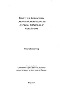 caribbean literature pdf